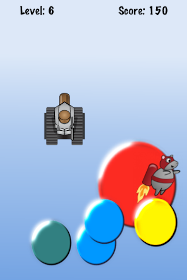 Screenshot Killer Balloons