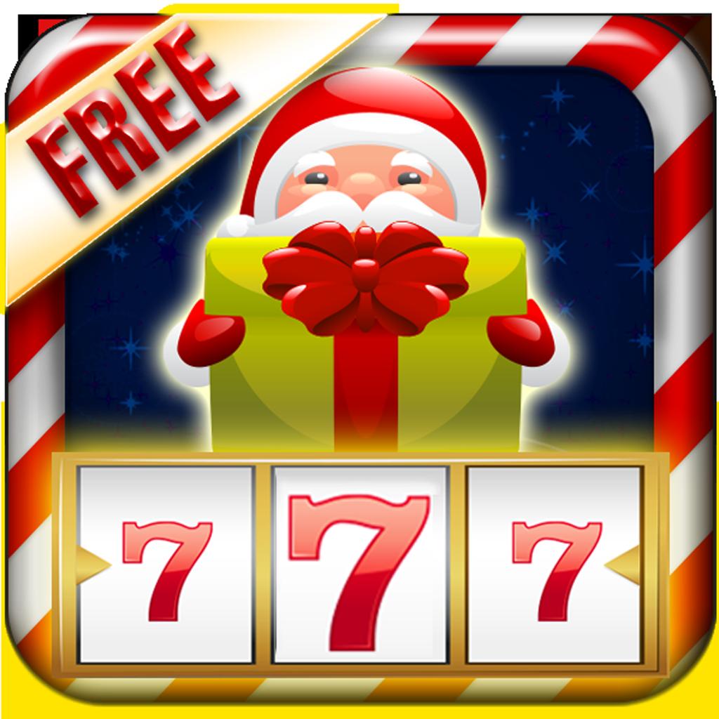 777 Lucky Christmas Slots Free - Prize Wheel, Black Jack & Roulette Bonus Games